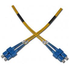 OEM Optický patchkabel duplexní, SC-SC 9/125um SM 2m, OS2