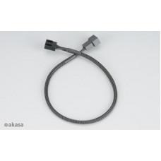 AKASA - PWM prodlužovací kabel ventilátoru