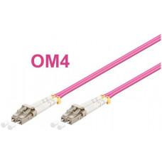 OEM Optický patch kabel duplex LC-LC 50/125 MM 2m OM4
