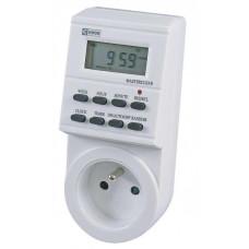 EMOS Digitální spínací zásuvka 3680W - denní (P5501)
