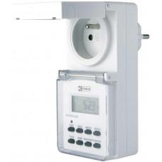 EMOS Venkovní digitální spínací zásuvka 3680W (P5507)
