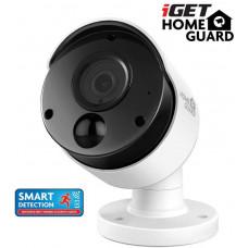 IGET HGPRO838 - CCTV FullHD 1080p kamera, SMART detekce pohybu, IP66, BNC+Jack, noční IR přísvit