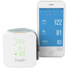 IHEALTH VIEW chytrý zápěstní měřič krevního tlaku