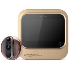 ABB Dveřní kukátko digitální Wi-fi VEIU Smart copper (měď)