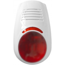 IGET SECURITY P11 - venkovní siréna pro alarm M2B