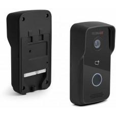 TECHNOSONIC Technaxx bezdrátový WiFi video zvonek TX-82, černý