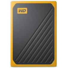 WD Ext. SSD WD My Passport GO 1TB USB3.0 žlutý