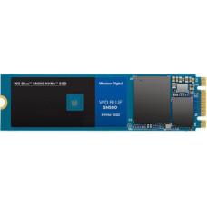 WD SSD 250GB WD Blue SN500 NVMe M.2 PCIe Gen3 2280