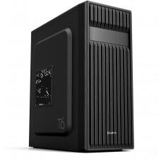 ZALMAN case Zalman miditower T6, mATX/ATX, bez zdroje, USB3.0, černá