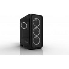 ZALMAN case Zalman miditower Z7 NEO, miniITX/microATX/ATX, panely z tvrzeného skla, 4x 120mm RGB
