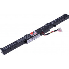 T6 POWER Baterie T6 power Asus GL752, N552, N752, FX553, G553, GL553, 3200mAh, 48Wh, 4cell, Li-ion
