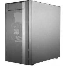 COOLER MASTER case Cooler Master MasterBox NR400, 2x USB3.0, Micro-ATX/Mini-ITX, černá, bez zdroje