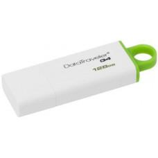 KINGSTON 128GB Kingston USB 3.0 Data Traveler G4 zelený