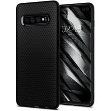 SPIGEN Kryt Spigen Liquid Air pro Samsung Galaxy S10+ černý