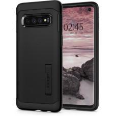 SPIGEN Kryt Spigen Slim Armor pro Samsung Galaxy S10 černý