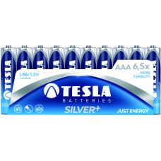 TESLA - baterie AAA SILVER+, 10ks, LR03