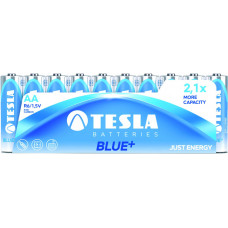 TESLA - baterie AA BLUE+, 10ks, R06