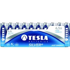 TESLA - baterie AA SILVER+, 10ks, LR06