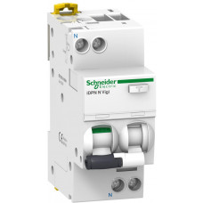Schneider Electric Chránič proudový kombinovaný 2p B 16A  30mA AC 6kA