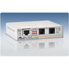 ALLIED TELESIS MC VDSL to 10/100TX & POTs AT-MC605