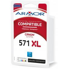 ARMOR ink-jet pro Canon Pixma MG5751, (CLI571CXL)