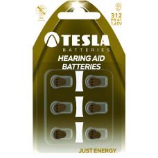 TESLA - baterie TESLA PR312, 6ks, PR312
