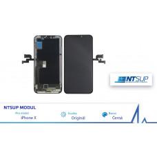 NTSUP LCD modul iPhone X černý originál