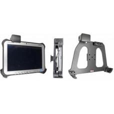 BRODIT držák do auta na Panasonic Toughpad FZ-G1, bez pouzdra, bez nabíjení