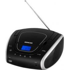 SENCOR SPT 1600 BS Rádio S CD/MP3/USB
