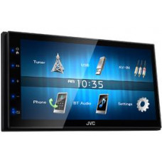 JVC KW-M24BT 2DIN AUTORÁDIO BT/USB/MP3