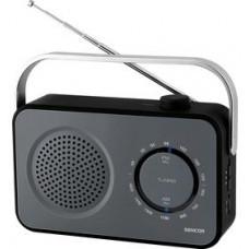 SENCOR SRD 2100 B FM/AM RADIOPŘIJÍMAČ