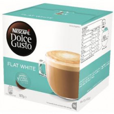 NESTLE DOLCE G. FLAT WHITE KAPSLE 16KS NESCAFÉ