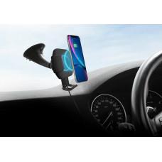CYGNETT Bezdrátová nabíječka držák do auta - sklo