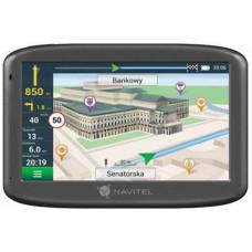 DEVIA Navitel GPS navigace E505 + magnetický držák