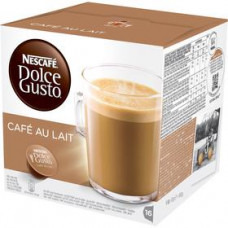 NESTLE DOLCE G. CAFE AU LAIT KAPSLE NESCAFÉ