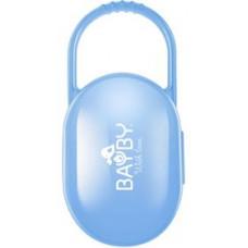 BAYBY BBA 6401 Pouzdro na dudlík modré