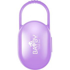 BAYBY BBA 6400 Pouzdro na dudlík fialové