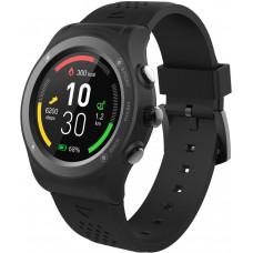IGET ACTIVE A6 Black - chytré hodinky, IP68, GPS, IPS, BT4.0, Barometr, Výškoměr, Multisport