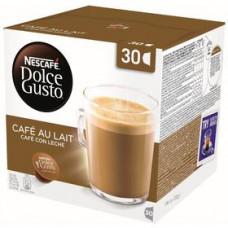 NESTLE DOLCE G. CAFE AULAIT KAPSLE 30KS NESCAFÉ
