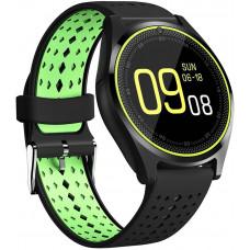 Smart hodinky Crocs - black