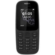 NOKIA 105 Dual Sim 2017 Black