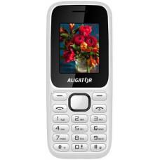 ALIGATOR D200 Dual sim bílo-černý