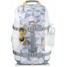 HP 15.6. Odyssey Sport Backpack Facets White