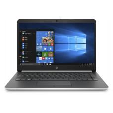 HP 14-dk0001nc AMD A9-9425 Stříbrná/ šedá
