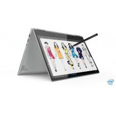 LENOVO Yoga 730-15IWL Intel Core i7-8565U Stříbrná/ šedá