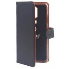CELLY Pouzdro typu kniha Wallet Nokia 6.1 Plus, černé