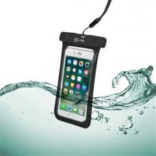 CELLY Voděodolné pouzdro CELLY Splash Bag 6,2
