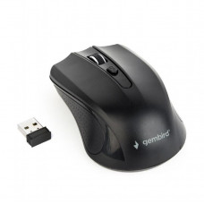 GEMBIRD bezdrátová myš MUSW-4B-04, černá