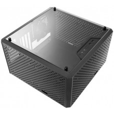 COOLER MASTER case Cooler Master MasterBox Q300L, Micro-ATX, Mini-ITX, USB3.0, bez zdroje, černý