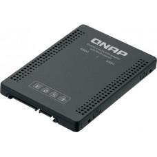 QNAP adaptér QDA-A2MAR (2x M.2 SSD SATA sloty v 2,5
